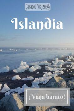 Nos vamos a viajar barato por Islandia. Presentación de un viaje por la Ring Road de 10 días #viajes #islandia #barato Travel Around The World, Around The Worlds, Iceland, Costa, Travel Tips, Places To Visit, Wanderlust, Europe, Earth