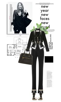 A fashion look from February 2015 featuring smock top, wool blazer and high waisted bell bottoms. Browse and shop related looks. Alice Mccall, New Face, Lanvin, Yves Saint Laurent, Shoe Bag, Aldo, Balmain, Polyvore, Pants