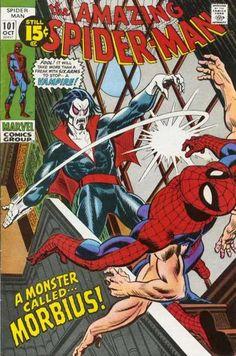 The Amazing Spider-Man #101
