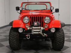 768677_22546498_1983_Jeep_CJ7 | Classic Car News