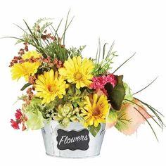 Summer Handcrafted Floral Arrangements