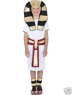 Egyptian costumes for kids homemade diy costumes pinterest boys egyptian costume eastern prince king fancy dress outfit sizes 4 12 solutioingenieria Gallery