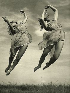 Gorgeous. Photography by Vladimir Tolman 1930. Love the movement in this image!