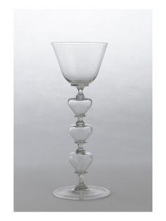 Vase en forme de calice - Musée national de la Renaissance (Ecouen)