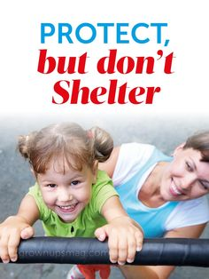 Protect. Don't Shelter
