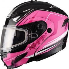 GMax GM54S Terrain Womens Sled Cold Weather Snowmobile Helmets