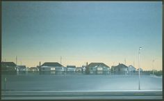 Christopher Pratt, High Realism, Canadian Painter Christopher Pratt, Chris Pratt, Canadian Painters, Canadian Art, Mary Pratt, Magic Realism, Native Art, Newfoundland, Landscape Art