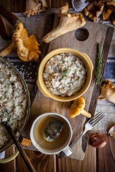 Chantarelle Mushroom Risotto with Caramelized Onions and more. 18 Tasty Risotto Recipes