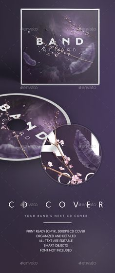 Dj Music Triangle Cd Cover Template Psd Download Here Http