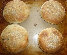 Rezept Fladen / Dönertaschen von Slava von Jagga - Rezept der Kategorie Brot & Brötchen
