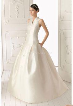 Wedding Dresses Aire Barcelona 146 Ribas 2013