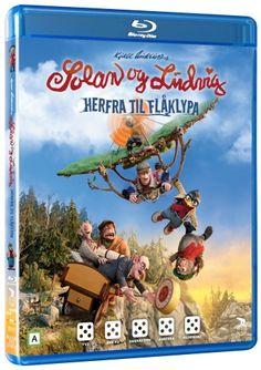 Solan og Ludvig - Herfra til Flåklypa (Blu-ray) - Film Baseball Cards, Film, Movies, Movie Posters, Movie, Film Stock, Films, Film Poster, Cinema
