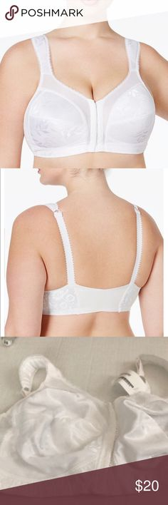 66436393dc4 Playtex 18 hour bra With extra padding and a wider design
