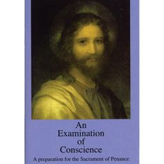 Examination of Conscience - AN EXAMINATION OF CONSCIENCE By Fr. Robert Altier Softcover 32pp *Nihil Obstat: Fr. Richard J. Schuler Imprimatur: Archbishop Harry J. Flynn  This adult guide to conscience is widely used and popular Catholic book amongst the Catholic faithful everywhere.  An Examination of Conscience explains the difference between mortal and venial sins, why confession is important, prayers before and after receiving the sacrament and more. A perfect booklet to go with you…