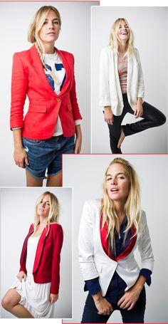 blazer styling