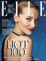 Elle Magazine [Germany] (January 2016)