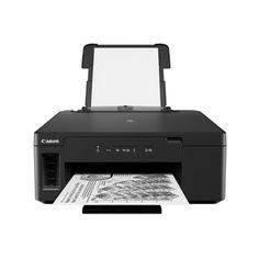 Canon PIXMA GM2070 Refillable Ink Tank Wireless Printer for High Volume Monochrome Printing