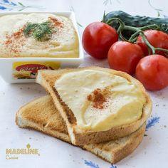 Pate vegetal de casa / Homemade vegetable spread