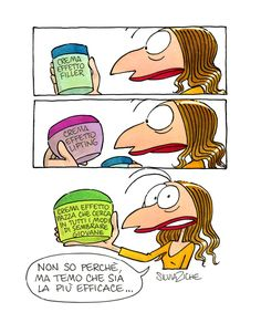 Silvia Ziche | il mio sito Ufficiale Snoopy, Have Fun, Pink Ladies, Lol, Smile, Comics, Funny, Peanuts, Quote