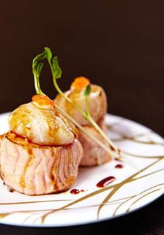 Drooling for an eight-course lunch or dinner degustation at Sushi Bar