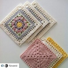 with ・・・ 🍃💖🍃 Yeni bir ay yeni hafta ama bitmeyen iş😔 Hoşgeldin Şubat This Pin was discovered by Hul Ver esta foto do Ins Discover thousands of images about Granny squares patterns Workspace Webmail :: Mail Index :: Inbox Motifs Granny Square, Crochet Motifs, Crochet Quilt, Granny Square Crochet Pattern, Crochet Blocks, Crochet Stitches Patterns, Crochet Squares, Love Crochet, Granny Squares