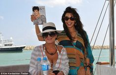Mother Kris Jenner And Kim