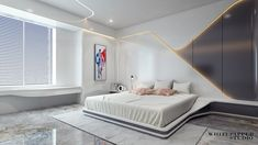 Luxury Bedroom Design, Master Bedroom Design, Home Interior, Interior Design Living Room, Estilo High Tech, Bed Back Design, Luxurious Bedrooms, My New Room, Bedroom Decor