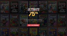Ultimate Marvel 75 years
