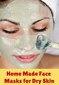Home Made Face Masks for Dry Skin | Medi Tricks