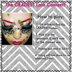 Online party game to get your guests interacting.  #party #OnlineParty #VirtualParty #FacebookParty #YouniqueParty #MakeupParty #younique #makeup #game #icebreaker #fun #host #mascara #lashes: