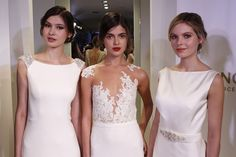 Matrimonio.it   3 #makeup per la #sposa #Pronovias by Pati Dubroff #bride #artist #updo #hair #look