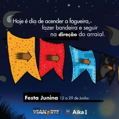 Grupo Vianorte - Festa Junina