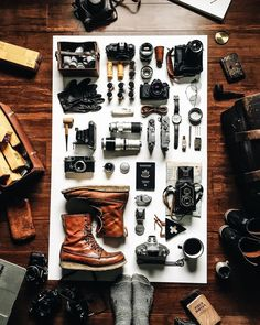 All I will say is this: @ryanmuirhead x @leica_camera x @kodak_photo x @indiefilmlab x @1924us Coming soon. #travel #map #1924us #ventureonward #explore #adventure #compass #cameras #simple #lifestyle #leica #canon #boots #leather #nikon #exakta #passport #wood #floors #portra #400 #160 #film #35mm #tlr by 1924us