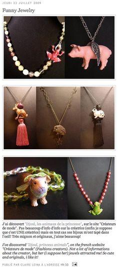 djoul*: Funny Jewelry