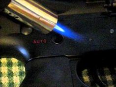 How to add Color Engravings to Your Gun Engraving Tools, Metal Engraving, Winchester, Ak47, Workshop Layout, Ar 15 Builds, Ar Build, Picture Engraving, Shooting Targets