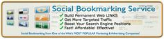 There are a group of web sites on the internet that are allowing people to save links ie. create bookmarks to web pages that they want to remember and/or share with others. These links or bookmarks are saved on a social bookmarking site and are usually viewable to the public. Social bookmarking sites sort of resemble web site directories.