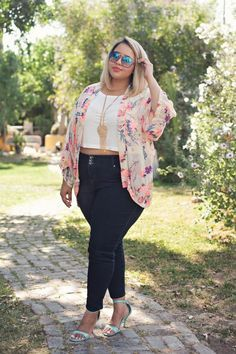 plus size outfit love <3