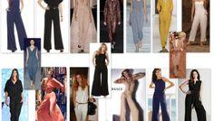 Especial Macacão: Fashion, elegantes ou descolados - Tendências  2012