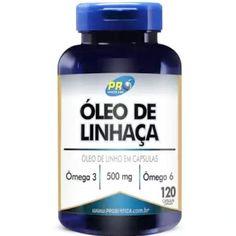 Óleo de Linhaça 120 cápsulasé a semente do linho, rica em ômegas 6, 9 e principalmente ômega 3. O consumo deste óleo vegetal, principalmente Ômega 3, na forma de ácido alfa-linolênico, de linho, auxilia na manutenção de níveis saudáveis de colesterol total, e mau colesterol, desde que associado a uma dieta equilibrada e hábitos de vida saudáveis.  #ad #fitness  http://www.umavidasaudavel.com.br/store/saude/oleo-de-linhaca/oleo-de-linhaca-120-capsulas-probiot
