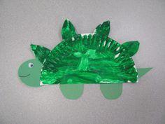 dinosaur craft / pre-k kindergarten