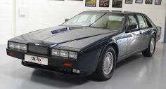 Ultra-Rare Aston Martin Lagonda Series 4 Selling For 95000