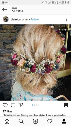Terrific Photographs Bridal Headpiece bun Style Engagement curly hair add-ons usually are a significant portion of the perfect wedding ceremony look Veil Hairstyles, Wedding Hairstyles With Veil, Wedding Hair And Makeup, Hair Makeup, Beach Wedding Hair, Beach Hair, Wedding Poses, Wedding Ideas, Diy Wedding Flowers