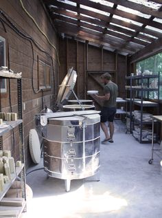In the Making: Corbé Company, Sarah In Pursuit Blog
