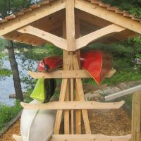 Canoe And Kayak Storage Options Do It Yourself Manufactured Transportation