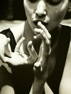 it was kind like this | by Peter Lindbergh
