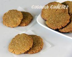 Great-Secret-Of-Life: Coconut Cookies