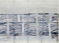 """Saatchi Art Artist Robert Solomon; Painting, """"paper landscape 2"""" #art"""