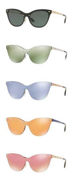 Ray-Ban Sunglasses! Are you trendy girl? Visit this link- www.smartbuyglass...