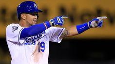 #MLB: Cheslor Cuthbert busca un papel definido en los Reales de Kansas City