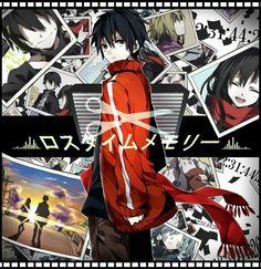 Kagerou Days - Anime